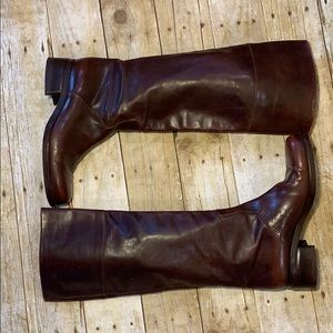 Joan & David Couture Boots (size 9)